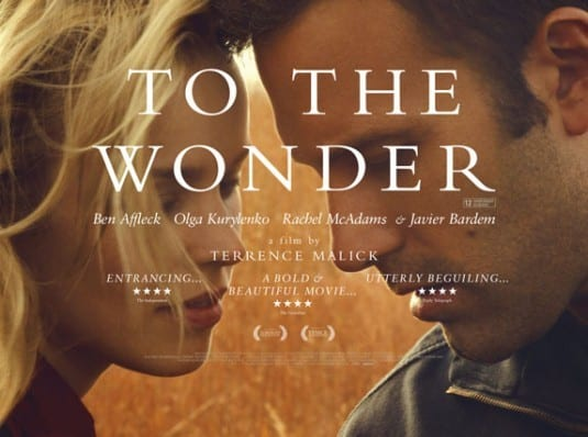 To the wonder, Canana Films