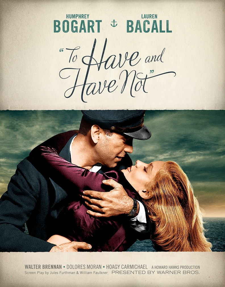 to_have_and_have_not___poster