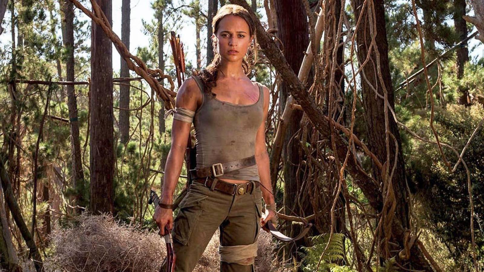 Tomb Raider prepara secuela con Alicia Vikander como Lara Croft