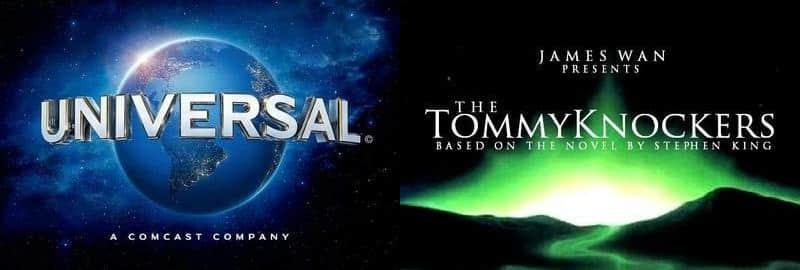 Universal Pics gana derechos para adaptar The Tommyknockers de Stephen King producida por James Wan