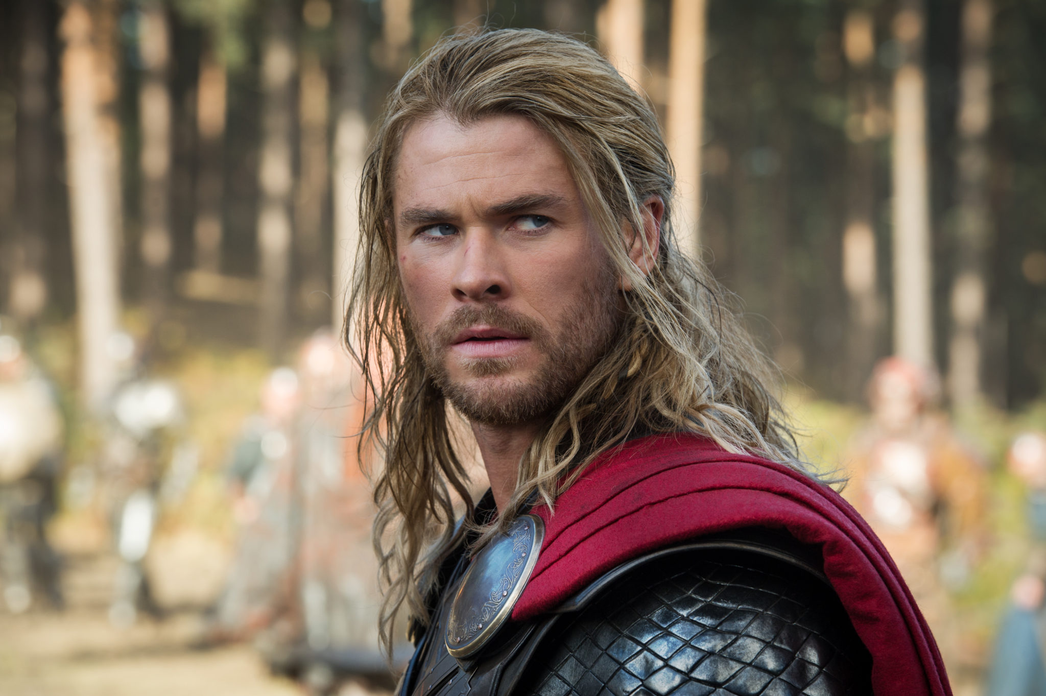 Chris Hemsworth- Thor: The Dark World