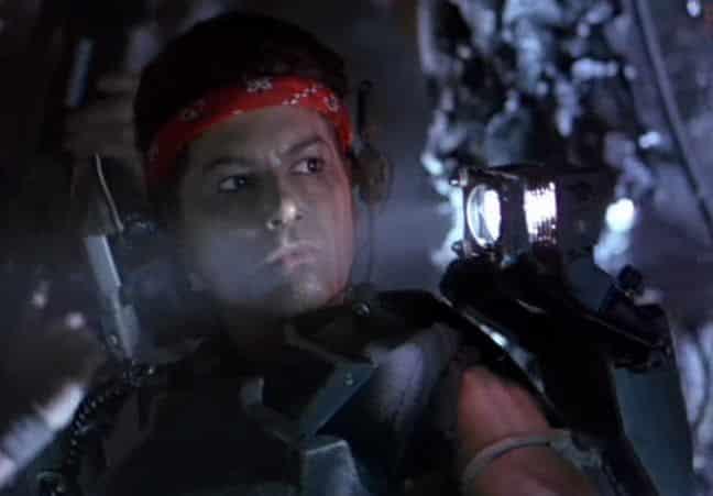 La soldado Vasquez, en Aliens