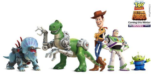 Toy Story - Sky broadband