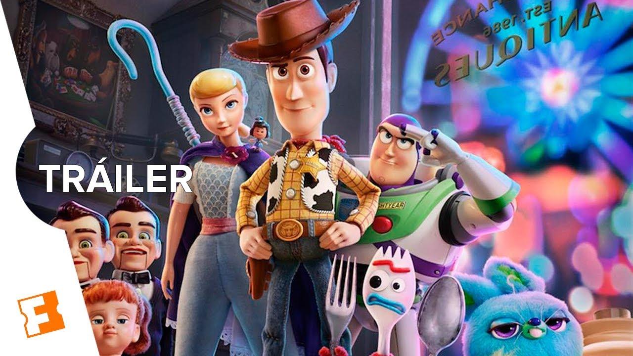 Toy Story 4 anticipa una aventura memorable en último tráiler antes de estreno