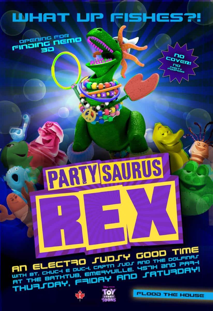 Party Saurus Rex