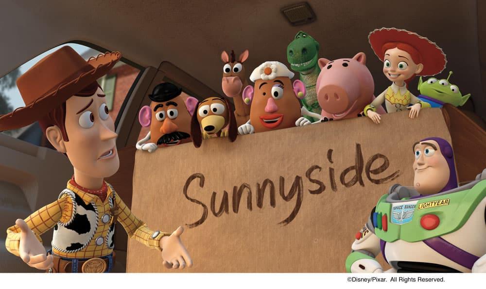 Imagen promocional de Toy Story 3 con los personajes de Disney Pixar. Disney Pixar han anunciado por medio de D23 que Toy Story 4 llegará en Junio de 2017. Disney Pixar por medio de D23 ha anunciado que llegará Toy Story 4, esto el próximo 16 de Junio de 2017, dirigida como en su primera entrega por John Lasseter.