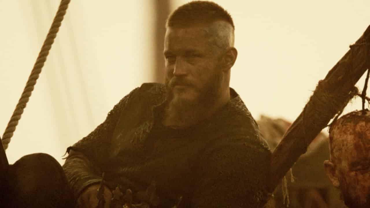 "Video thumbnail for youtube video Trailer de la tercera temporada de ""Vikings"" - Cine3.com"