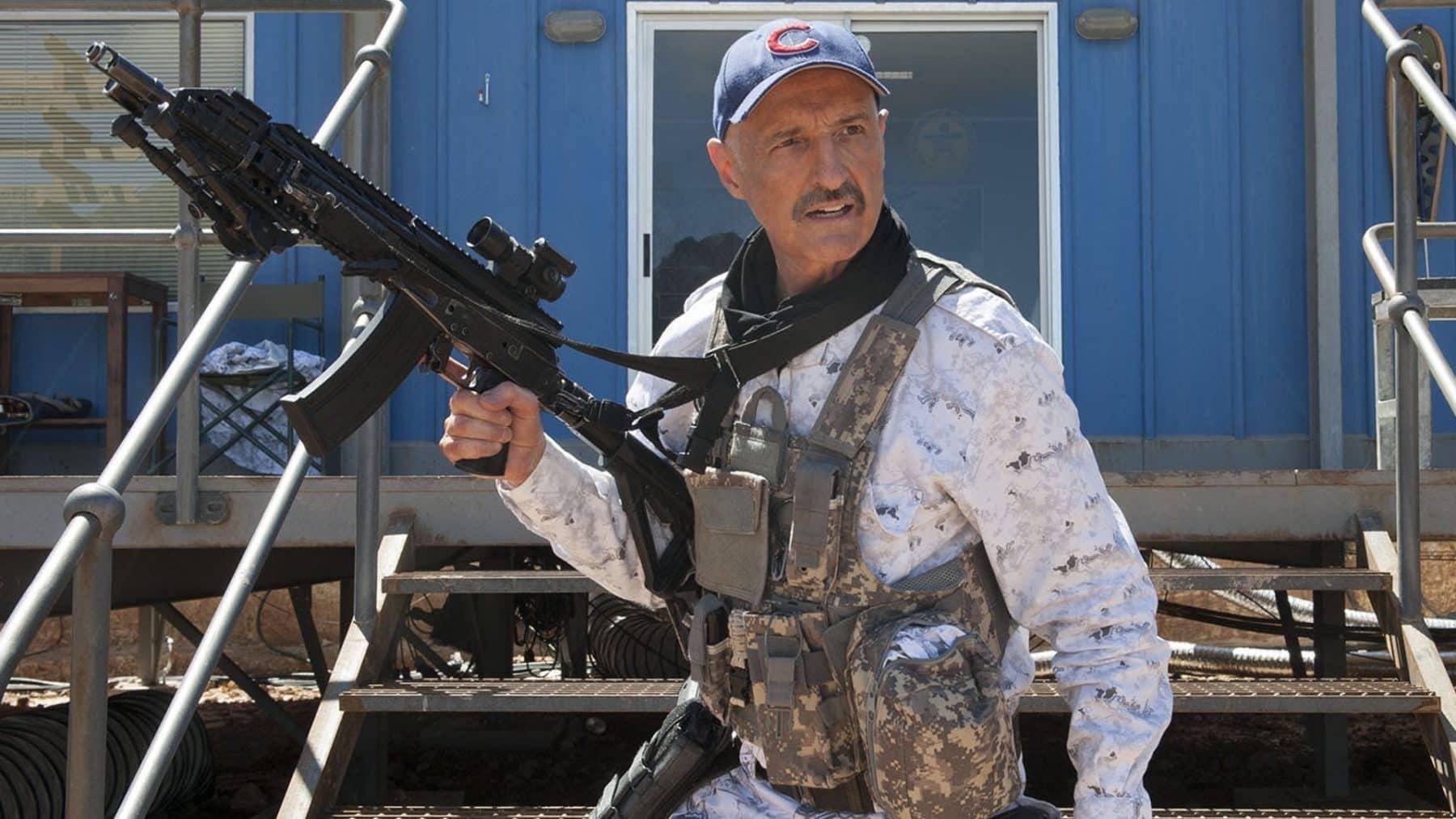 Michael Gross comparte novedades sobre Tremors 7 que ya tiene guion
