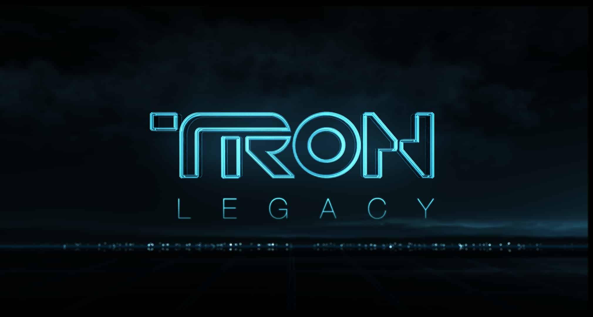 Logo de Tron Legacy