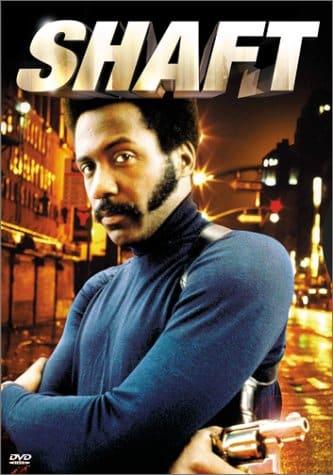 Poster de Shaft