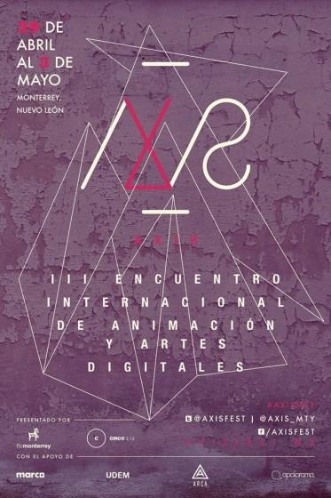 Poster de AxisFest