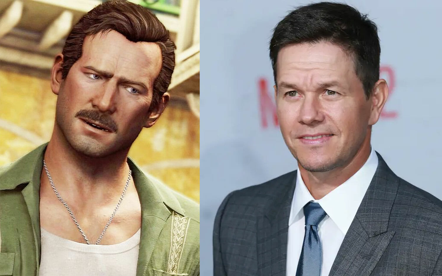 Mark Wahlberg será mentor de Tom Holland en Uncharted de Sony Pictures