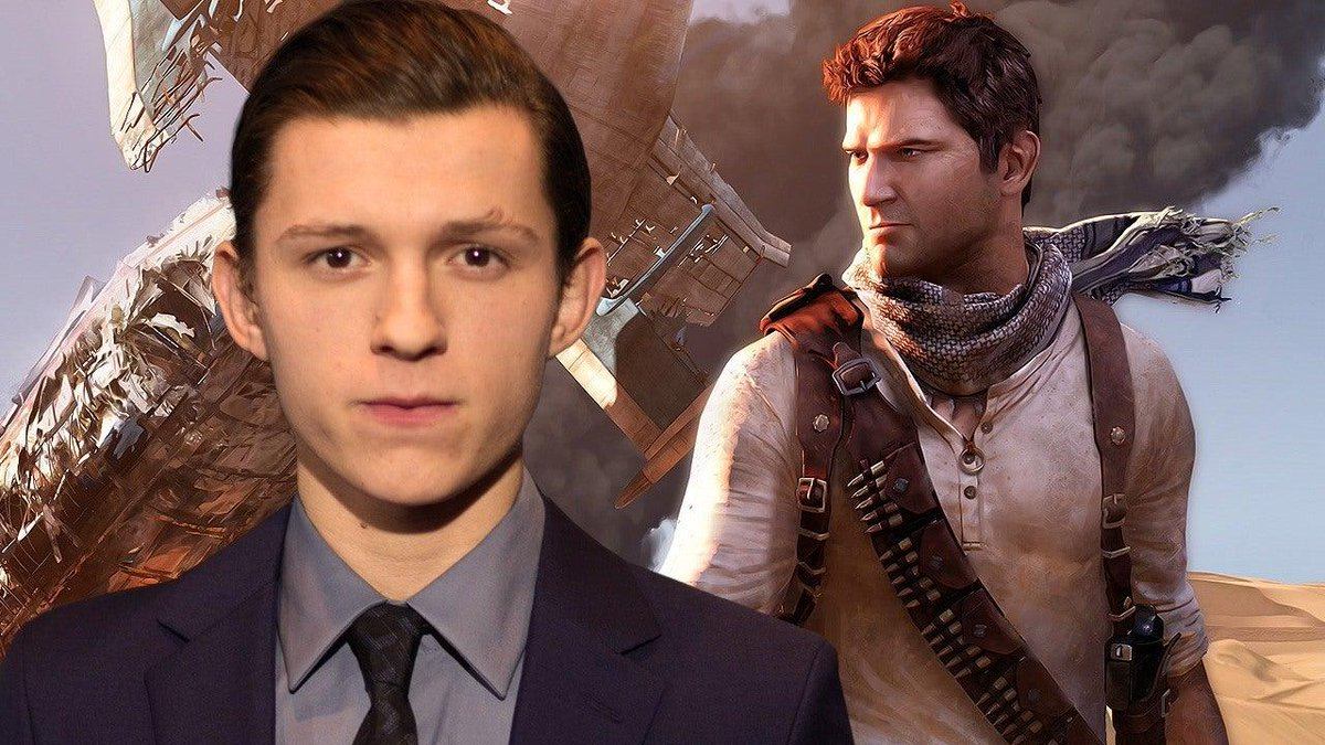 Tom Holland habla de Uncharted