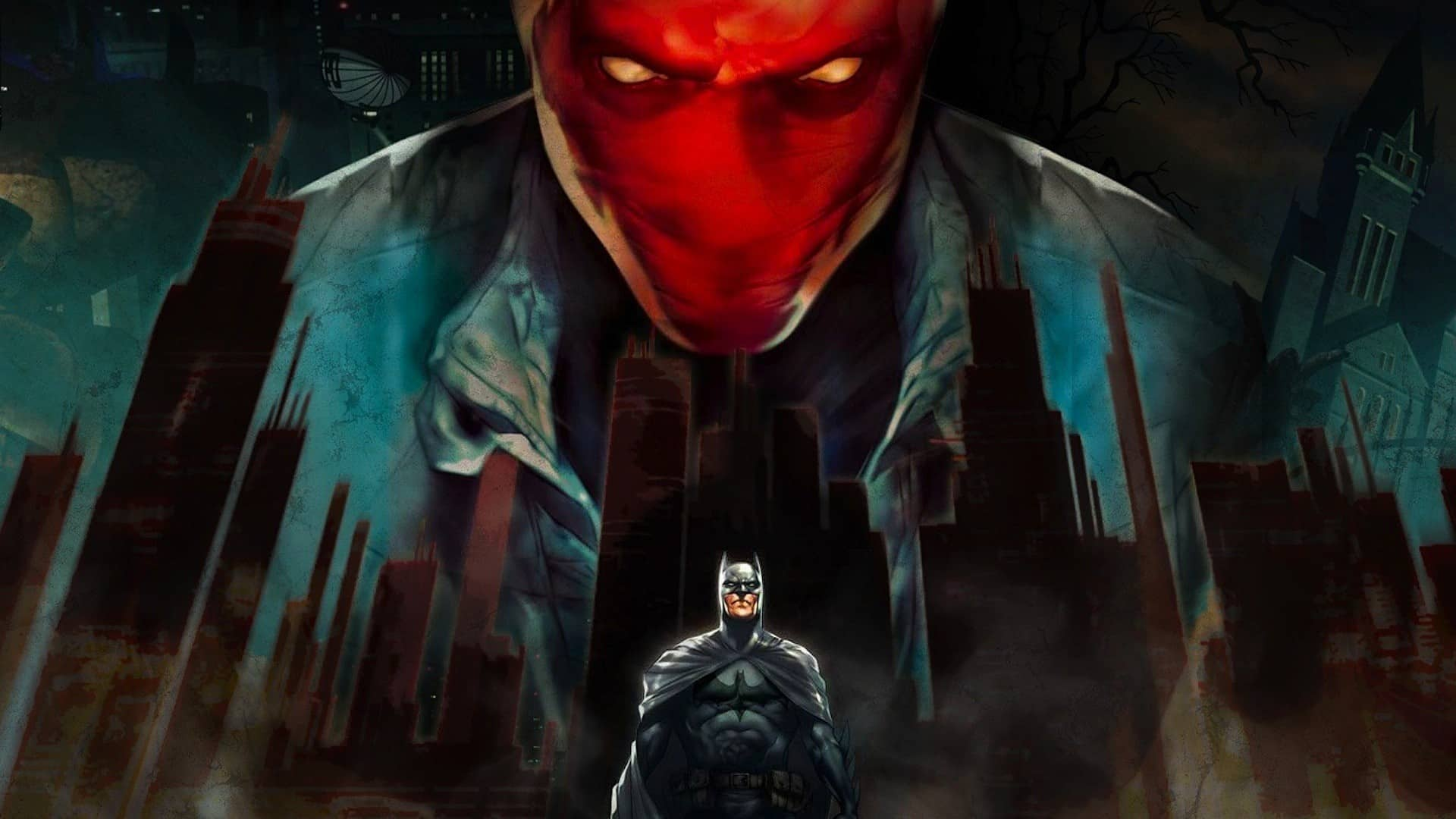 Batman Red Hood