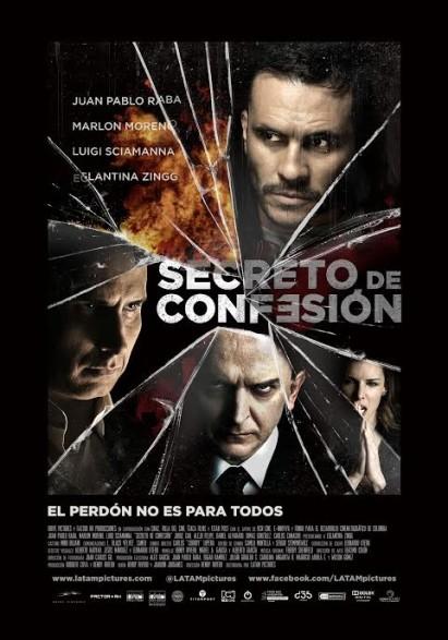 Poster de Secreto de Confesión