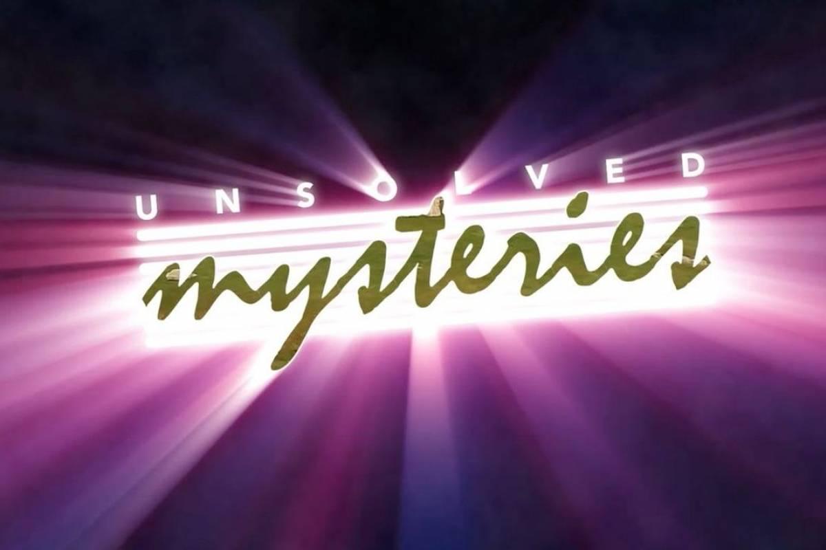 Los títulos y detalles de episodios de Unsolved Mysteries de Netflix