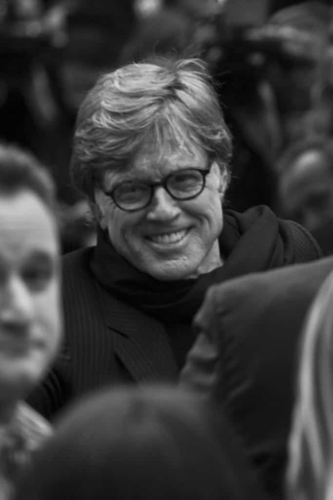 Robert Redford / Photo by Josh Jensen - Creative Commons License