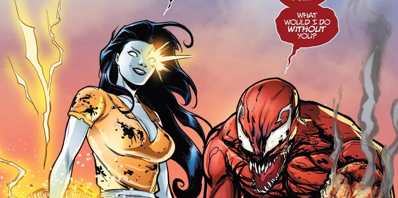 La secuela Venom 2 suma a la supervillana Shriek a las maldades de Carnage