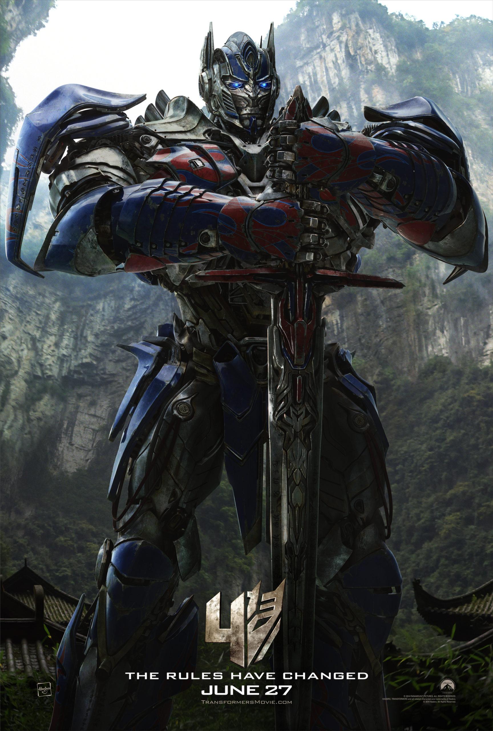 Optimus Prime TF 4