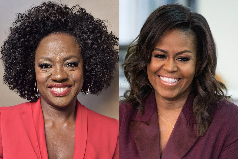 Viola Davis interpretará a Michelle Obama en la serie First Ladies de Showtime