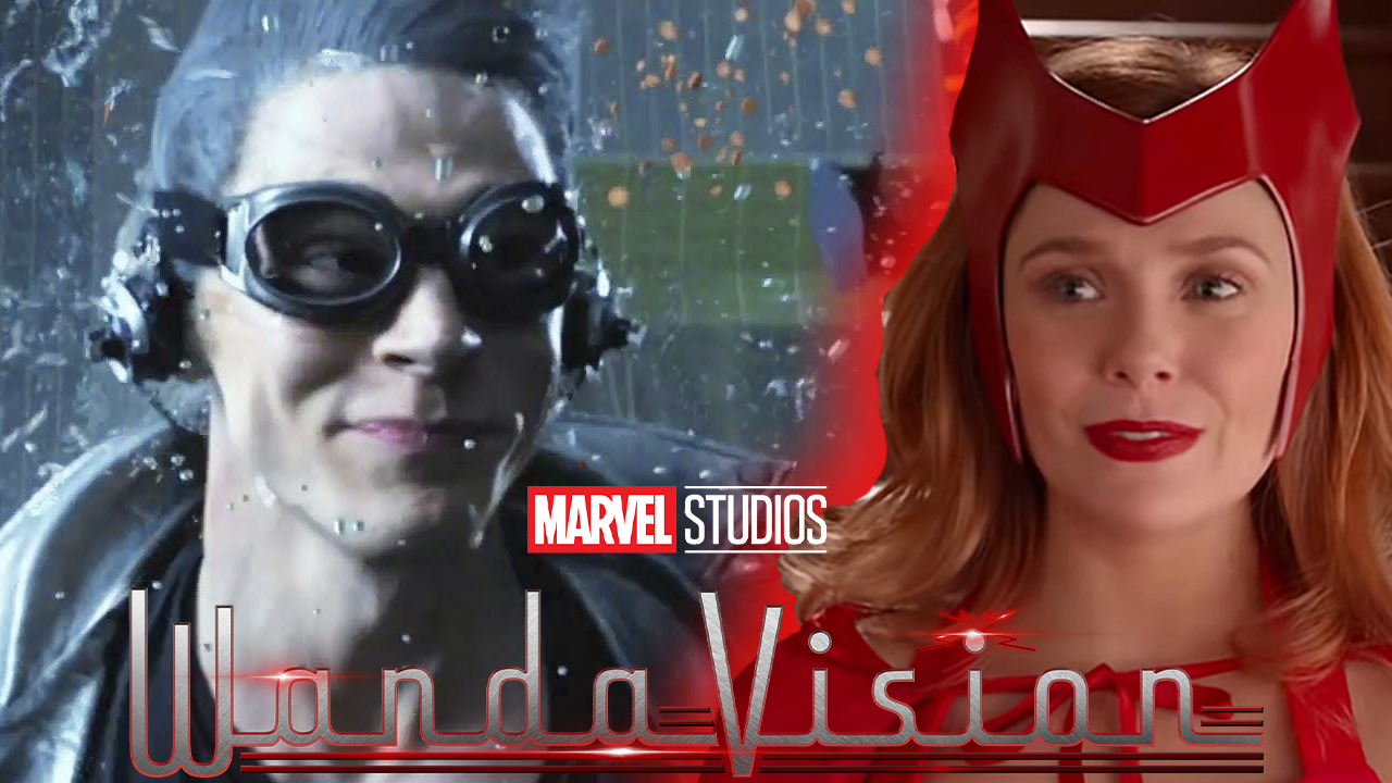 La serie WandaVision ficha a Evan Peters... ¿como QuickSilver?