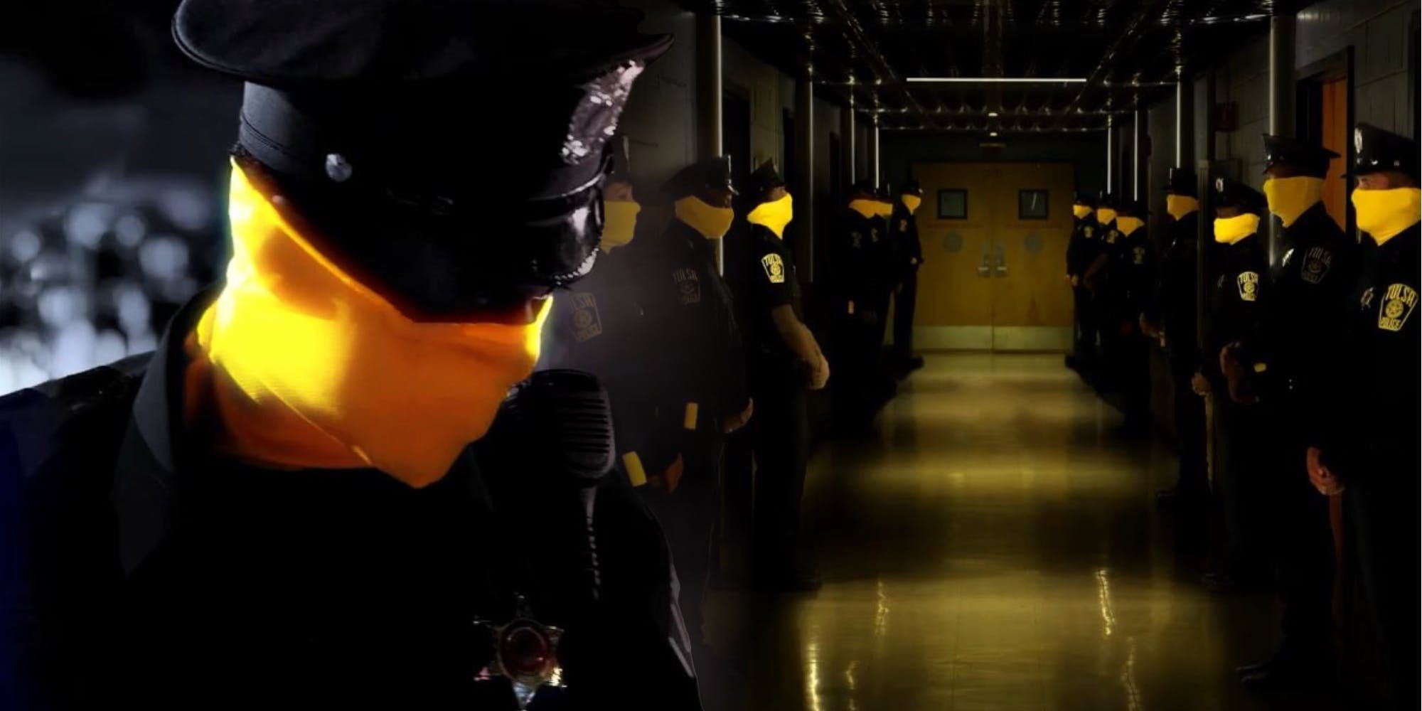 La serie Watchmen de HBO libera teaser tráiler rumbo a su estreno