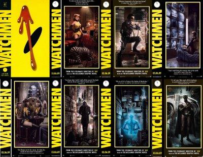 Posters de Watchmen