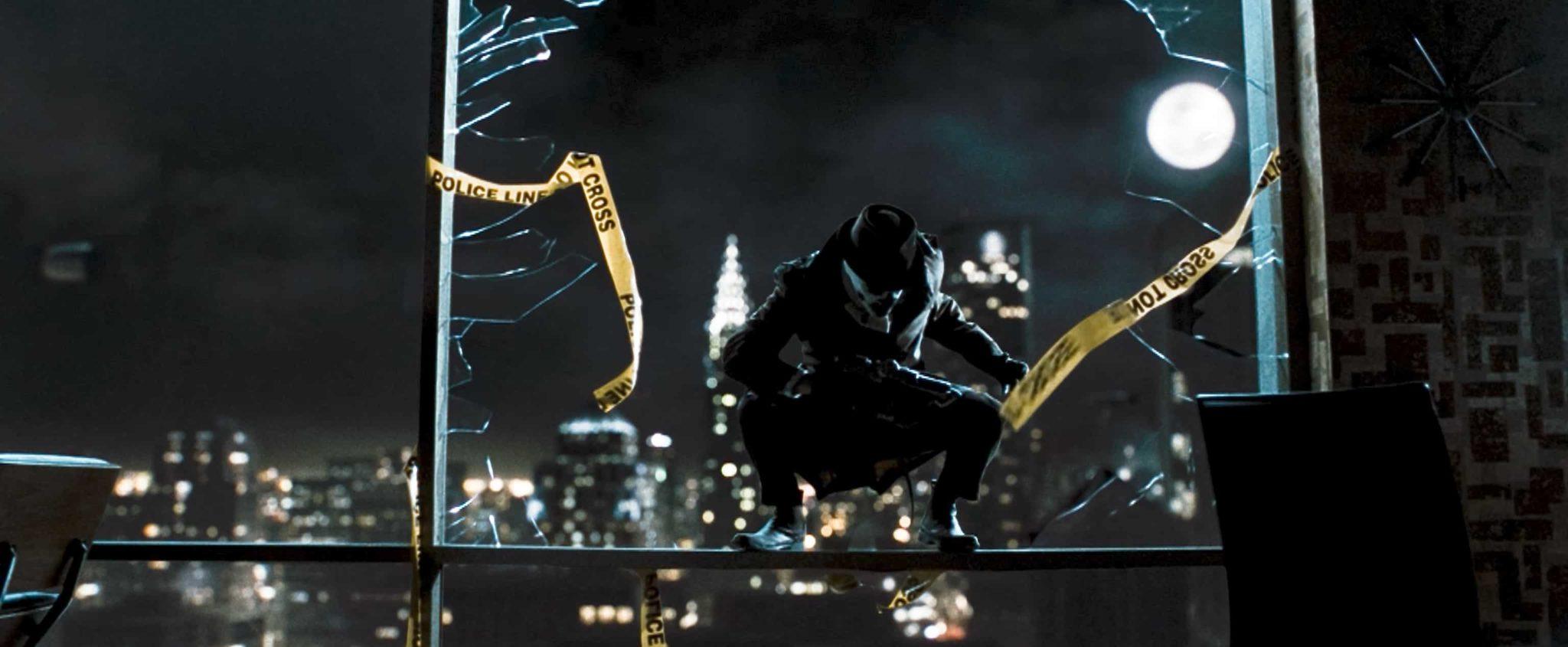 Escena de Watchmen