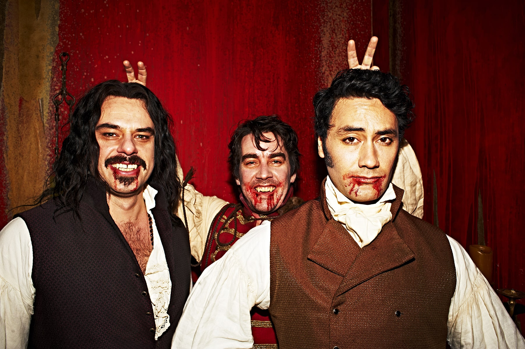 Taika Waititi no actuará en la serie What We Do in the Shadows de FX
