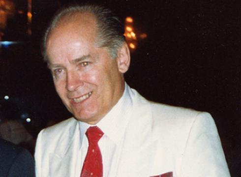 Whitey Bulger antes de entrar en prisión