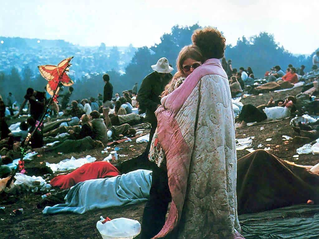 Escena de Taking Woodstock