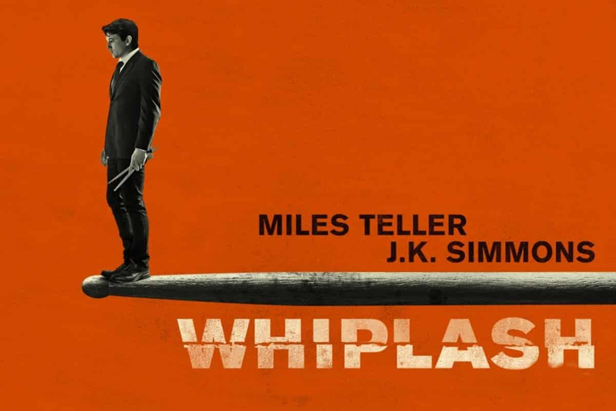 Movie Fan Poster Whiplash