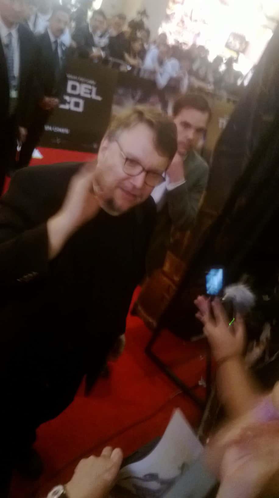 Guillermo del Toro, Foto por: Luis Toriz