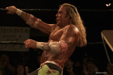 Escena de The Wrestler