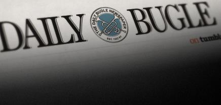 Daily Bugle Logo