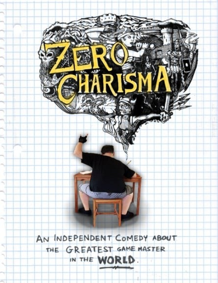 Poster de Zero Charisma