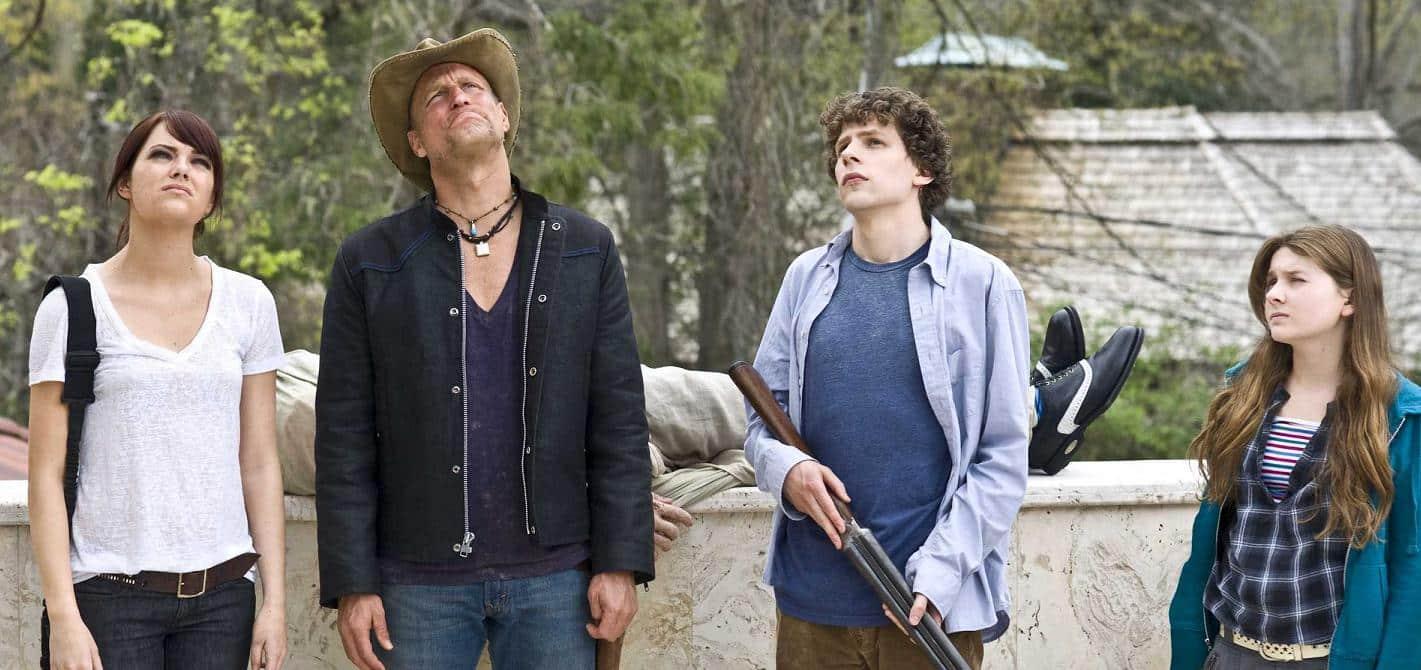 Zombieland 2 llegaría en 2019 con su reparto original afirman los guionistas