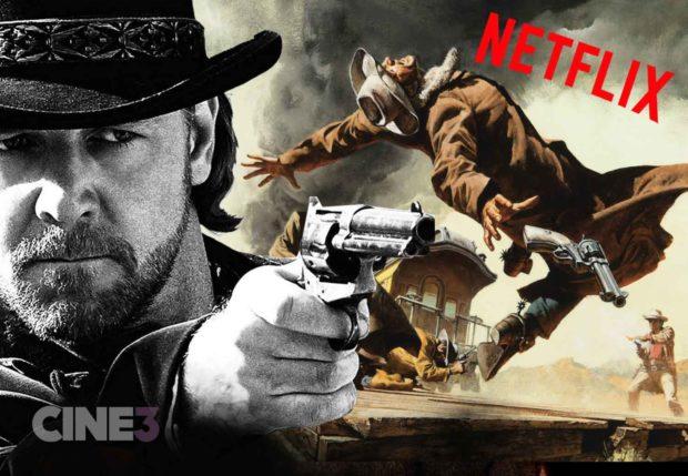 Los cinco mejores westerns en Netflix
