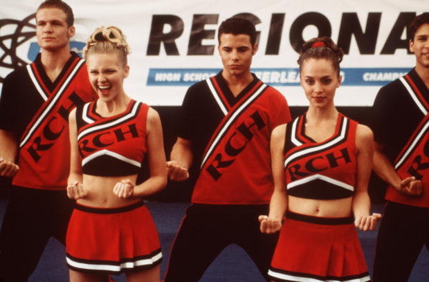 Kirsten Dunst habla de Bring It On