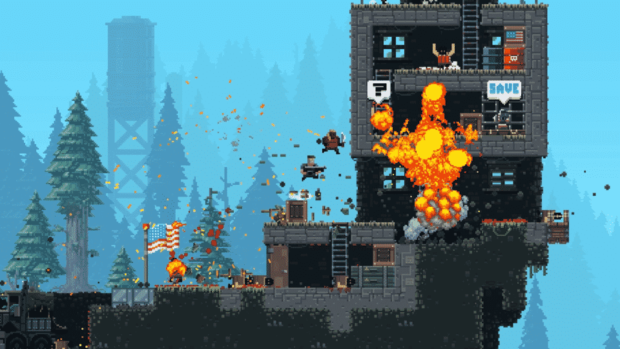 Broforce The Expendabros