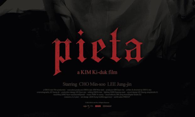 Piedad (Pierta) de Kim Ki-Duk
