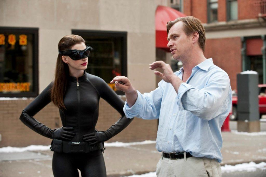 Christopher Nolan responde a Anne Hathaway