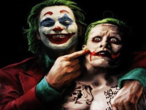 El Joker de Jared Leto, furioso con el Joker de Joaquin Phoenix