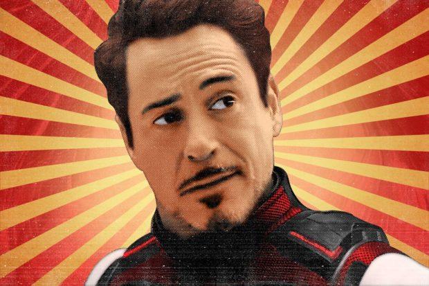Iron Man Walt Disney Studios Motion Pictures Ringer illustration