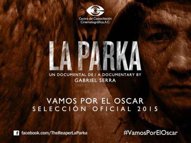 'La Parka' nominada al Oscar