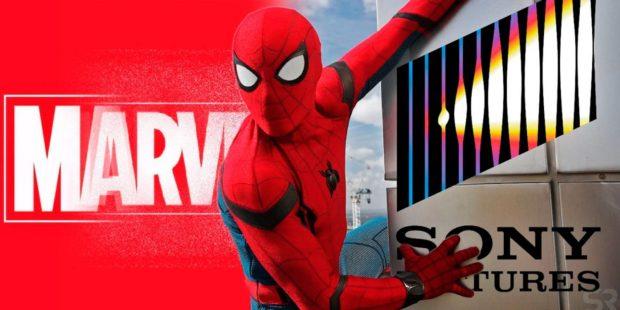 Spiderman en Sony