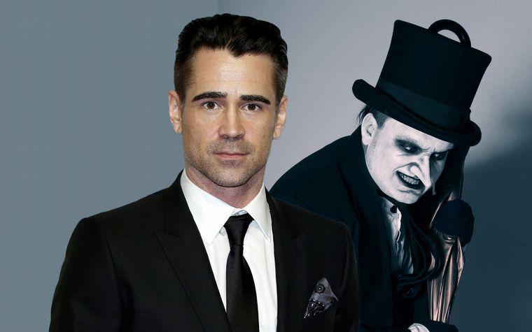 """El actor Colin Farrell sobre The Batman: """"increíblemente original"""""""