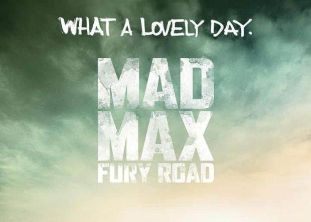 Trailer de MAd MAx Fury ROad
