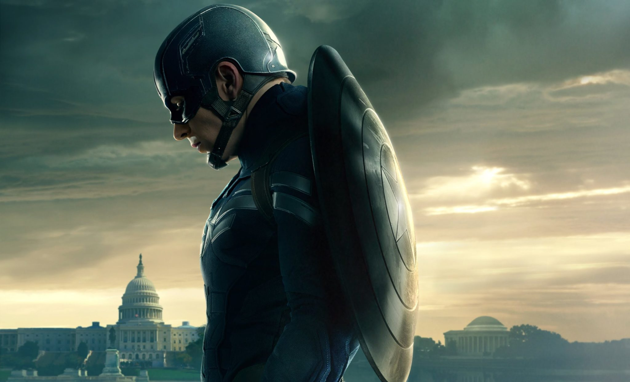 Cap America Banner Textless