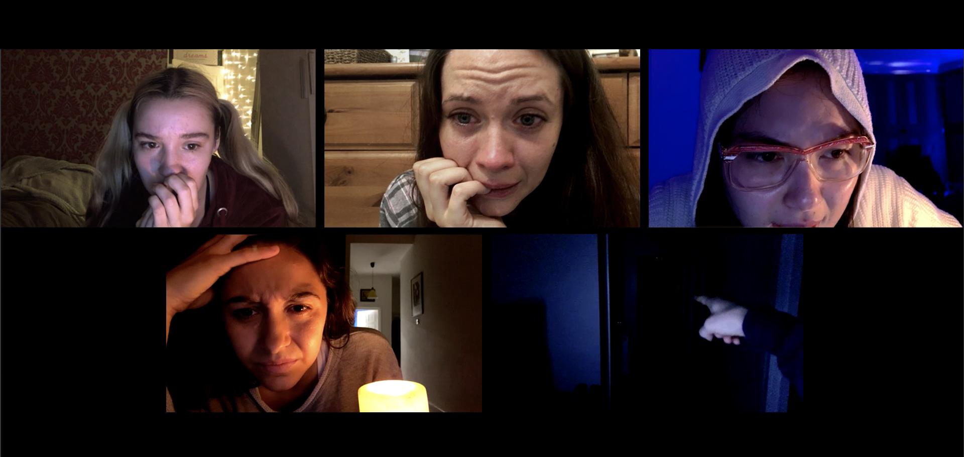 Todo sobre Host, la película de terror realizada por Zoom llega a Shudder